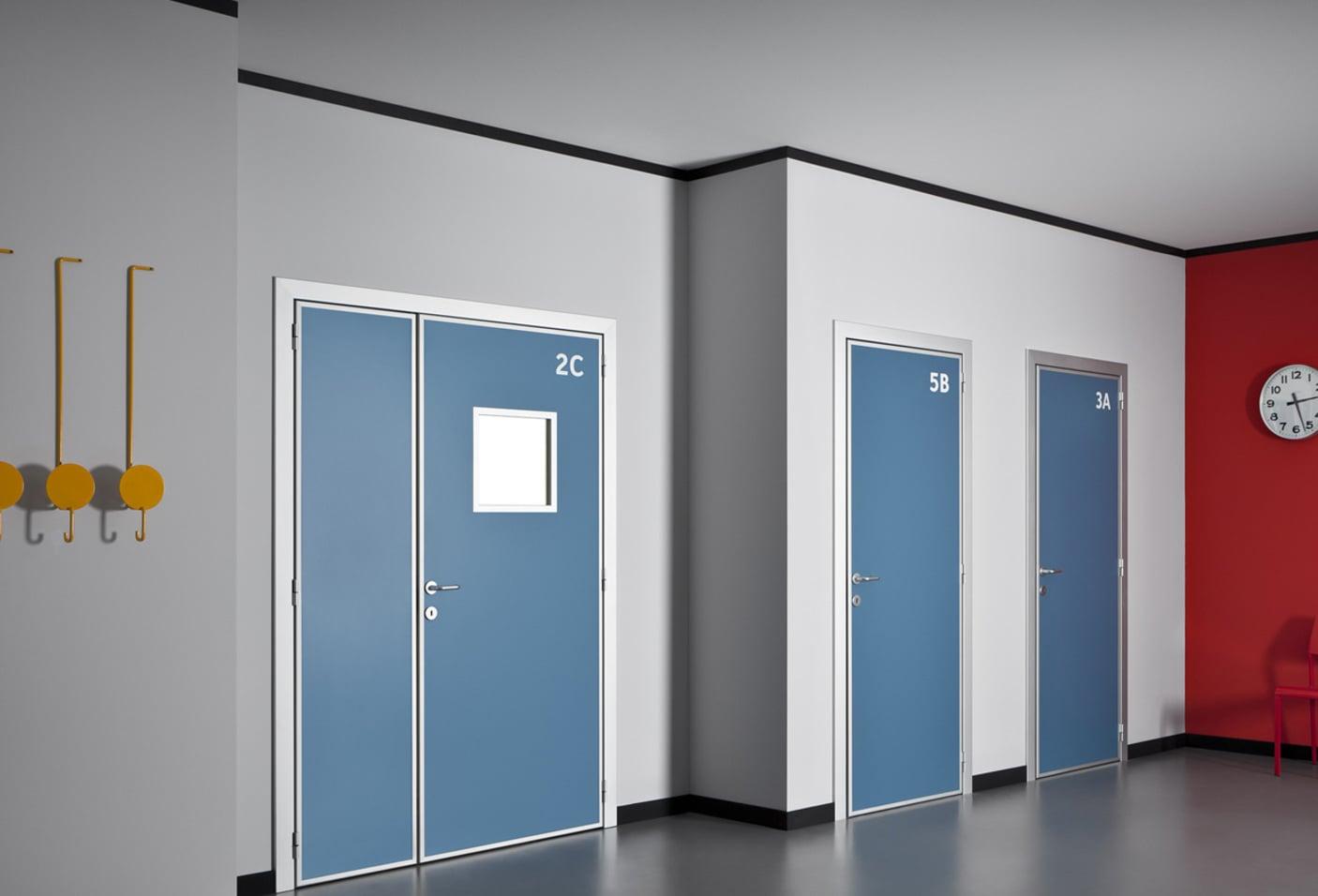 Quadra porte in alluminio e vetro connecticut lainate milano - Porte in alluminio per interni prezzi ...